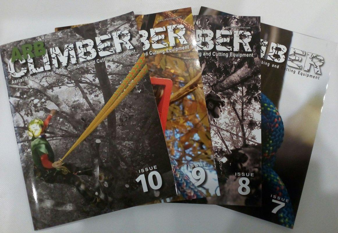 ARB Climber 4 žurnālu komplekts