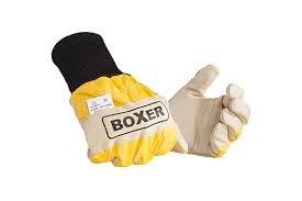 Pretiezāģēšanas cimdi BOXER 9 izmērs