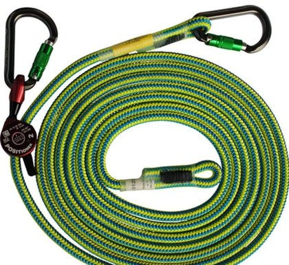 Edelrid drošības virve ar Positioner2