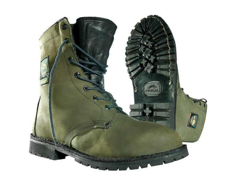 SIP Chainsaw Portection Boot, Green
